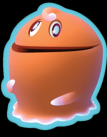 Pac Man Clyde