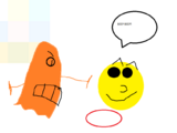 Pac-Man Goes Looney Tunes