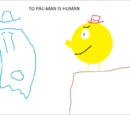To Pac-Man is Human