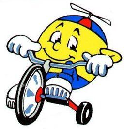 Jr. Pac-Man midway