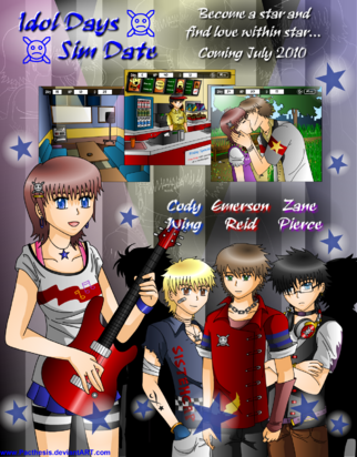 Idol Days Promo Poster by Pacthesis