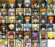 Sim Character Bio