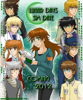 Lunar Days Promo Poster