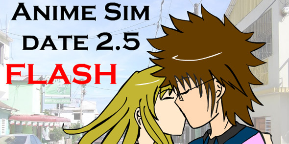 Dating sims games anime online