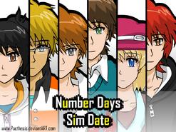 Number days side