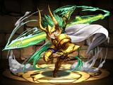 黄金聖闘士・山羊座のシュラ