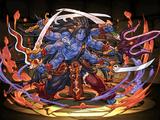 Demolishing Creator, Shiva