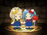キティン&ミミーナ