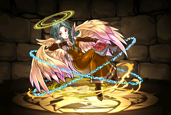 Mff Voice Of Metatron Puzzle Dragons Png