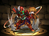 Asuka&Upgraded Eva Unit-02