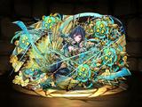 撃霆の天鬼姫・雷神