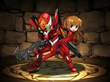 Asuka&Eva Unit-02