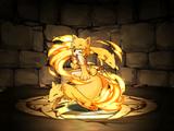 金色の妖狐・月夜花