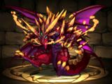 Meteor Volcano Dragon