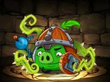 ABE Guard Captain Pig