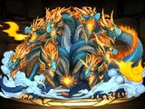 Eight-Headed Dragon God, Viper Orochi
