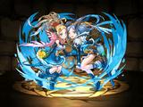 蒼穹の双星神・イズン&イズーナ