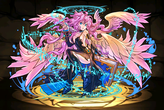 Image result for puzzle and dragons metatron