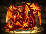 Legendary Flame Dragon