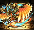 Flame Deity, Falcon Horus