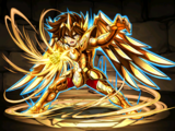 黄金聖闘士・射手座の星矢