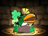 AB Green Bird Hal