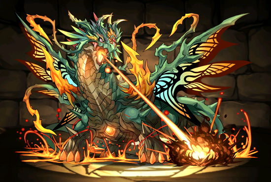 Monster Book1921 1940 Puzzle Dragons Wiki Fandom Powered By Wikia