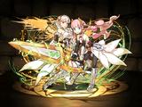 神命姫神のアーマーX龍喚士・アナ