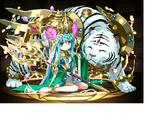 翠金の仙女神・パールヴァティー