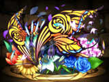 Vibrant Butterfly Dragon, Swallowtail