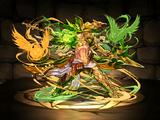 光槍の魔術神・オーディン