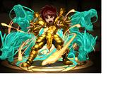 黄金聖闘士・天秤座の童虎