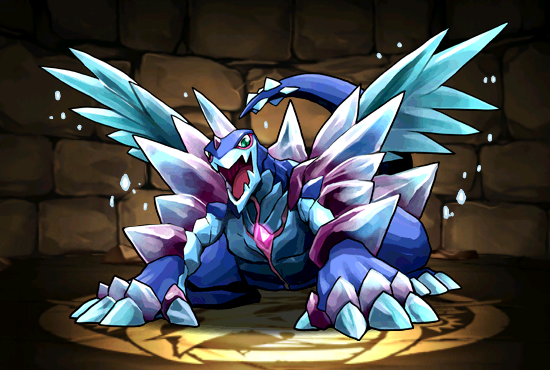 Ice Dragon Niflheim | Puzzle & Dragons Wiki | FANDOM powered by Wikia