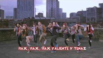 Canción Karaoke Max-Adventures Begins-0