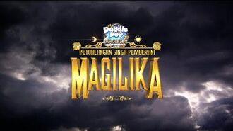 Official TRAILER PETUALANGAN SINGA PEMBERANI MAGILIKA