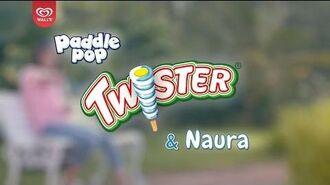 Paddle Pop Twister
