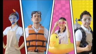 Paddle Pop DVD Promo