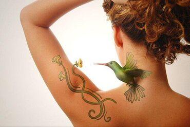 Tatuajes fuera del cuerpo