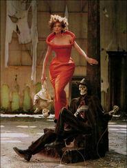Muerte de rojo