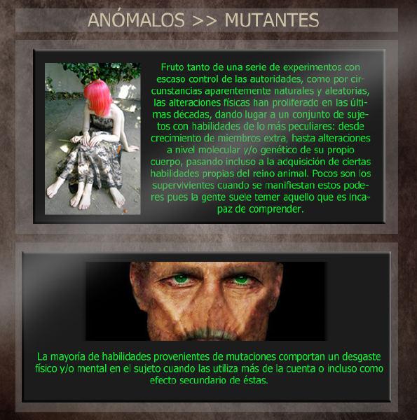Mutantescopia