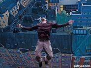 Volar por los tejados