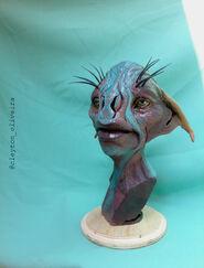 Criatura acuática