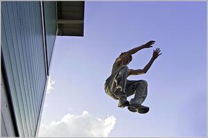 Habilidad saltar