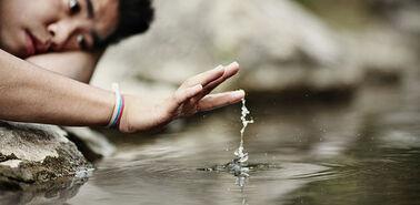 Agua kinesis