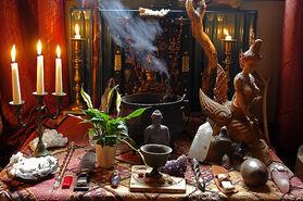 Altar ritual