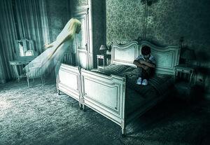 Fantasma niña