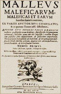 Malleus maleficarum libro