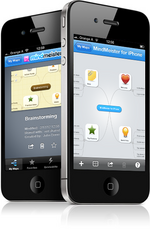 Mindmeister-iphone