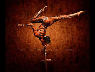 El arte del cuerpo