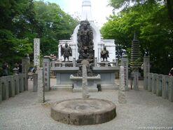 Altar en templo